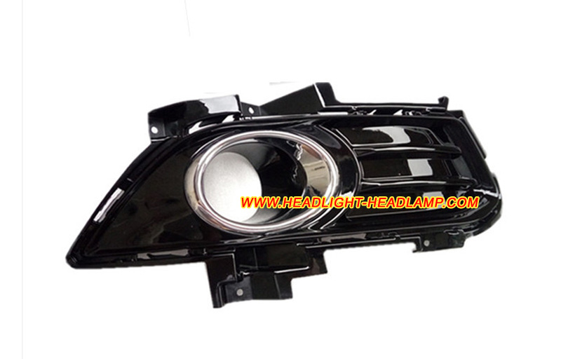 Ford Mondeo Headlight Lens Cover Fogging Headlamp Plastic