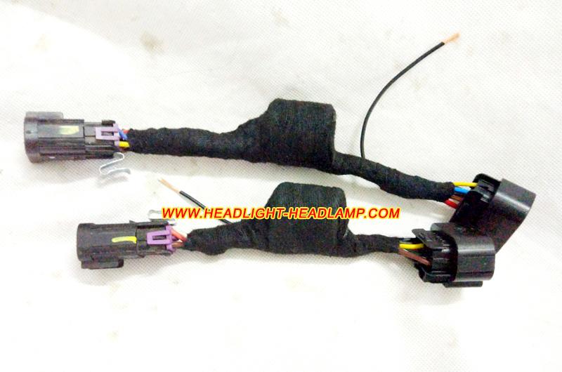 [SCHEMATICS_4NL]  Buick LaCrosse Allure Alpheon Halogen Standard Normal Headlight Upgrade  Replace HID Bi-Xenon Headlamp Adapter Harness Wires Cable | Lacrosse Headlight Wiring |  | headlight-headlamp.com