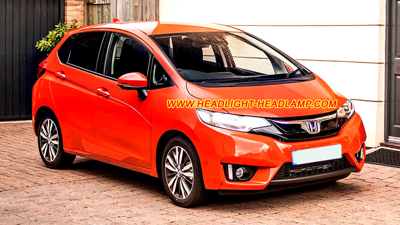 Honda Fit Jazz Halogen Headlight Conversion honda fit jazz halogen standard headlamp upgrade replace full led honda fit wiring harness 32110-rp3-a52 at reclaimingppi.co