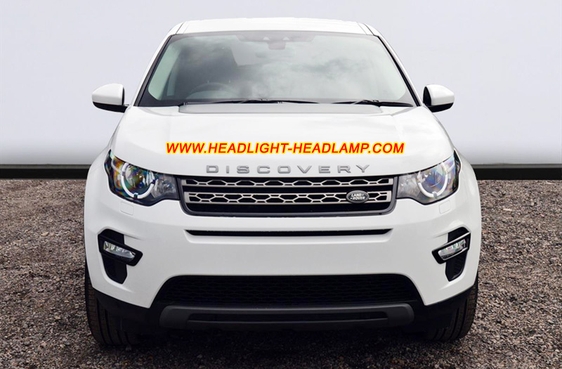 Land Rover Discovery Sport L550 Halogen Normal Headlamp