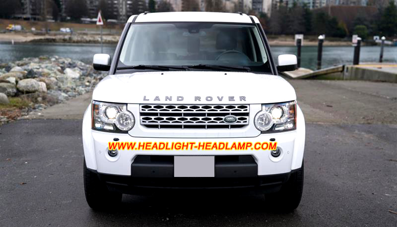 Land Rover Discovery Lr4 L319 Halogen Normal Headlamp