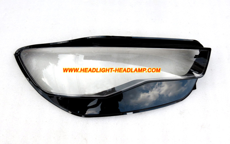 Windshield Replacement Come To You >> Audi A6 S6 RS6 C7 Xenon Full LED Headlight Lens Cover Crack Plastic Glass Shell Replacement