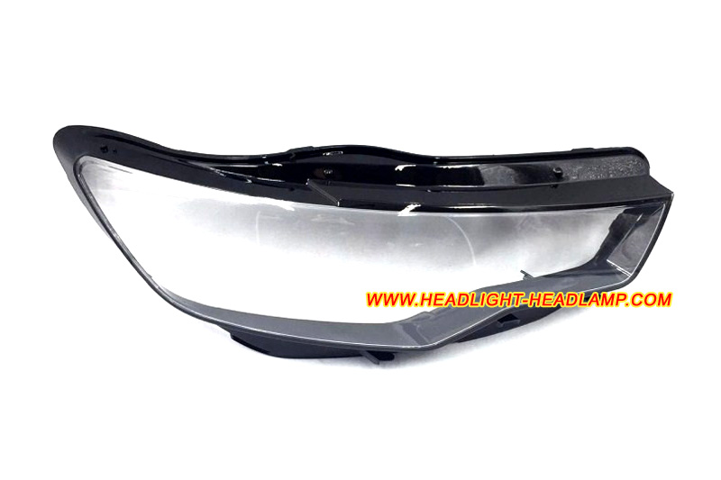 Windshield Replacement Come To You >> Audi A6 S6 RS6 C7 Headlight Lens Cover Broken Lampcover ...
