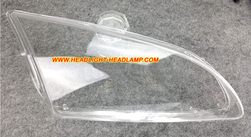 Ford Focus Headlight Lens Cover Foggy Headlamp Plastic