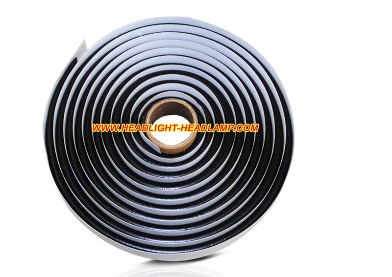 Ford Edge Headlight Lens Cover Sealant Glue