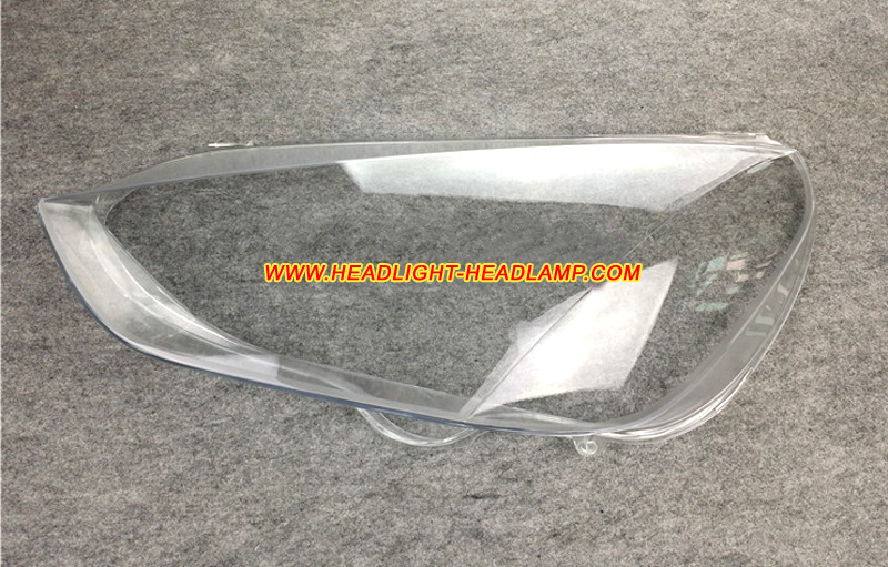 Ford S Max Headlight Lens Cover Faded Headlamp Plastic