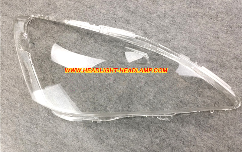 Honda Accord Headlight Lens Cover Haze Headlamp Plastic