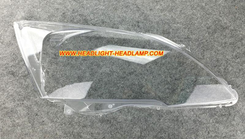 Honda CR-V Headlight Plastic Lens Cover Faded Light Covers ...