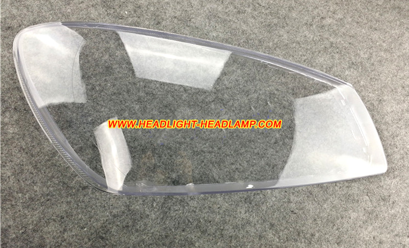 Kia Cerato Headlight Lens Cover Faded Aging Plastic Lenses