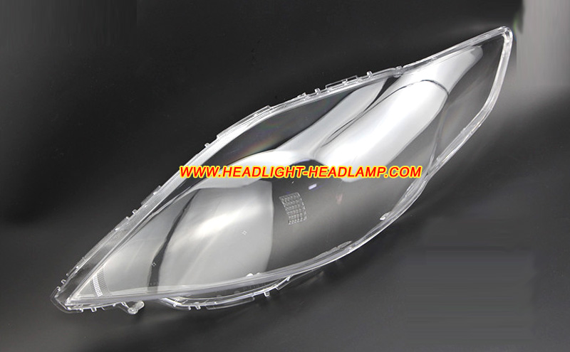 Windshield Replacement Come To You >> Mazda5 Premacy Headlight Lens Cover Cracked Foggy Headlamp Plastic Lenses Covers Glass Replace ...
