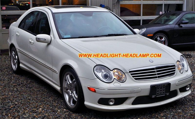 Mercedes benz c class w203 c160 c180 c200 c220 c230 c240 for Mercedes benz c300 windshield replacement