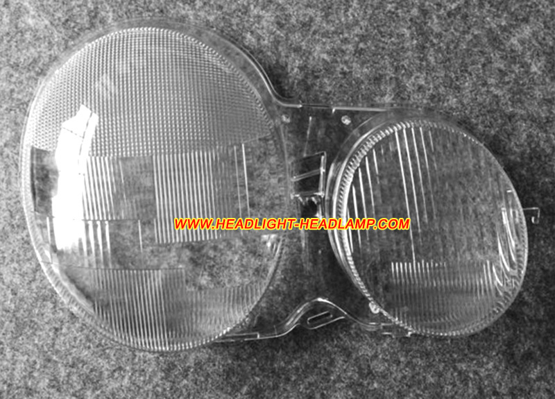 Mercedes benz e class w210 e320 e400 e420 e430 e55 for Mercedes benz headlight lens