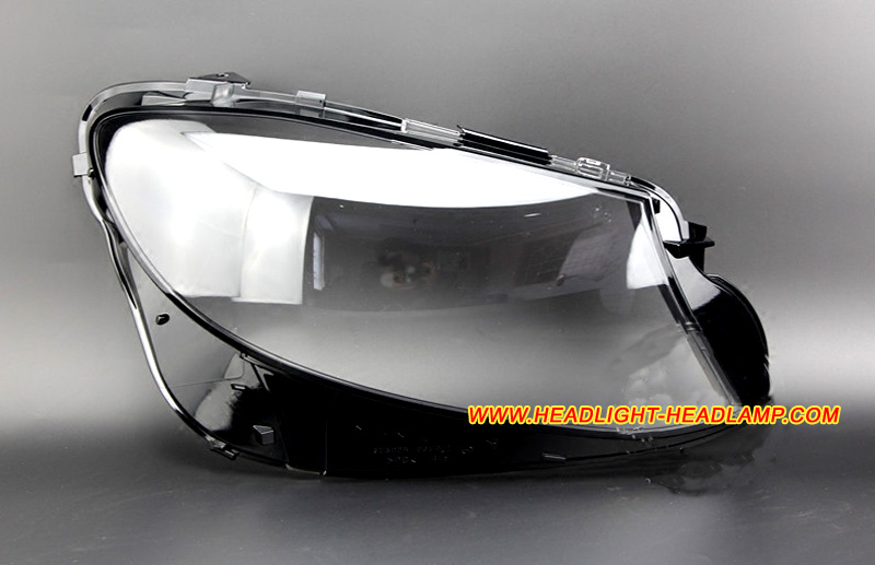 Mercedes benz e class w213 headlight e300 e400 lens cover for Mercedes benz headlight lens