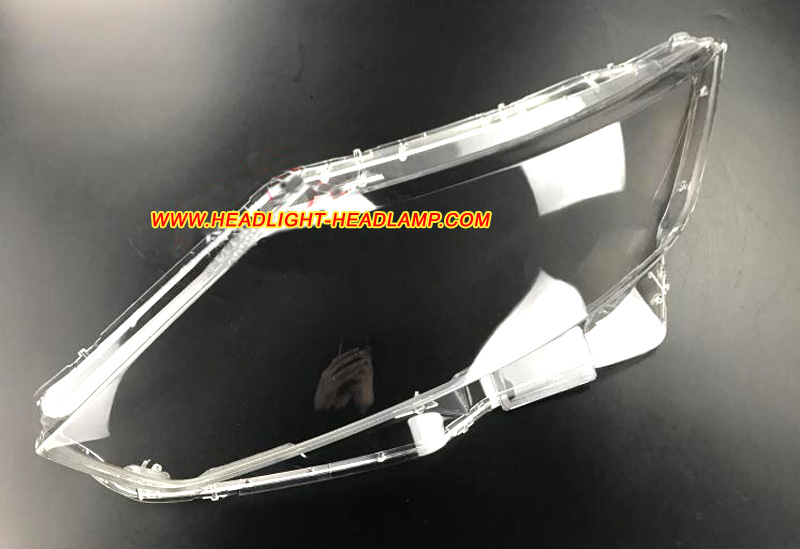 Windshield Replacement Cost >> Nissan Qashqai Rogue Sport Headlight Lens Cover Cracked ...