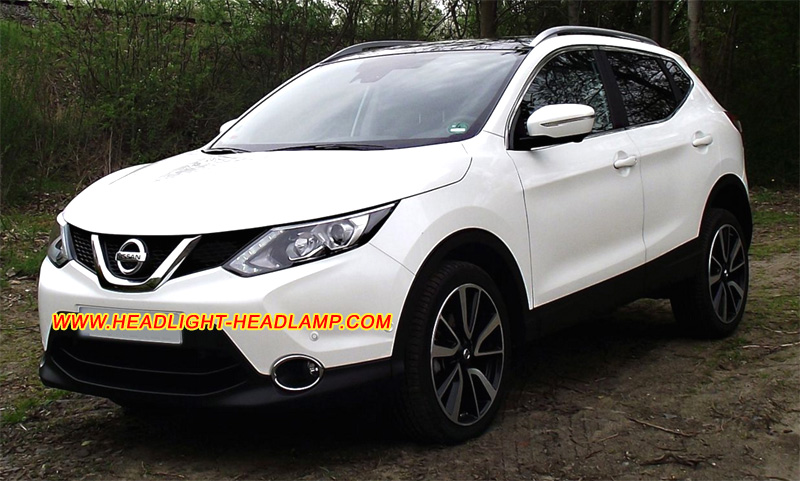 nissan qashqai rogue sport headlight lens cover cracked aging plastic lenses covers glass. Black Bedroom Furniture Sets. Home Design Ideas