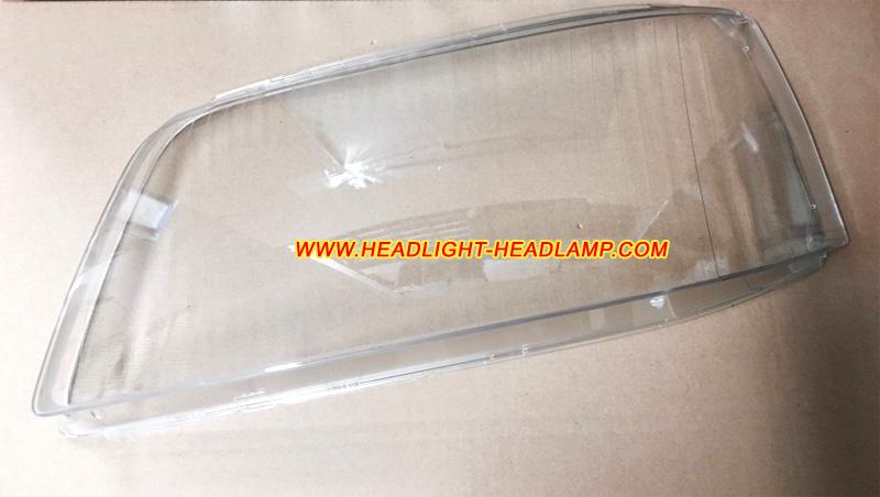 Volkswagen VW T5 Multivan Headlight Lens Cover Foggy Aging