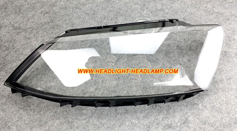 Car Headlight Glass Replacement